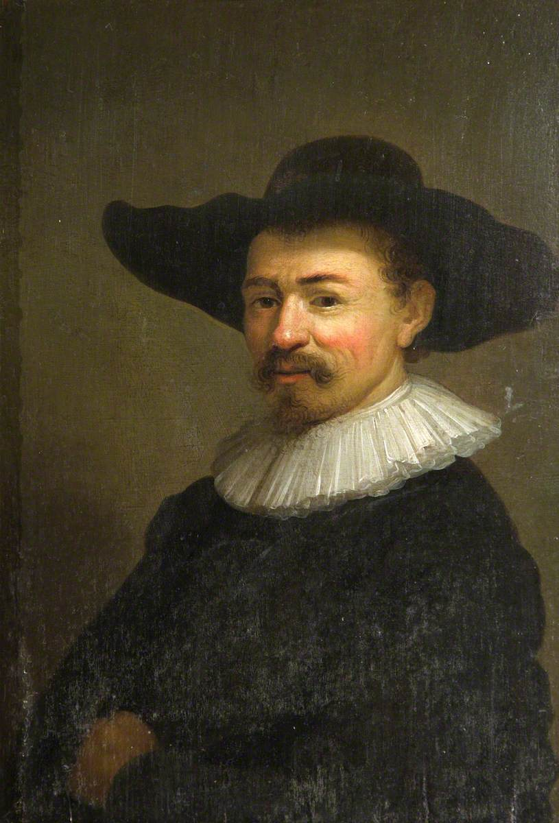 Herman Doomer (1595–1650), Rembrandt's Frame-Maker