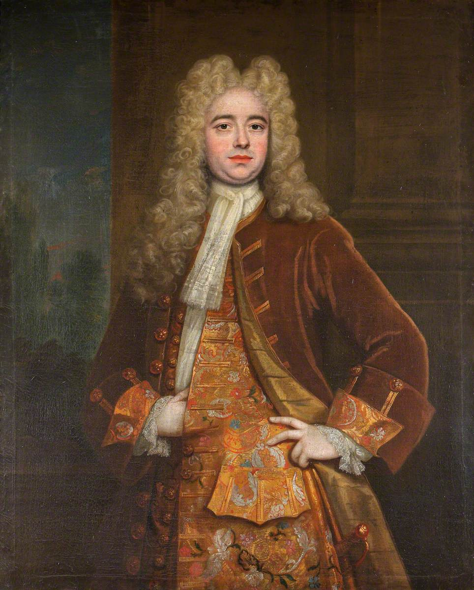 Matthew Hutton of Newnham, Hertfordshire (d.1728)