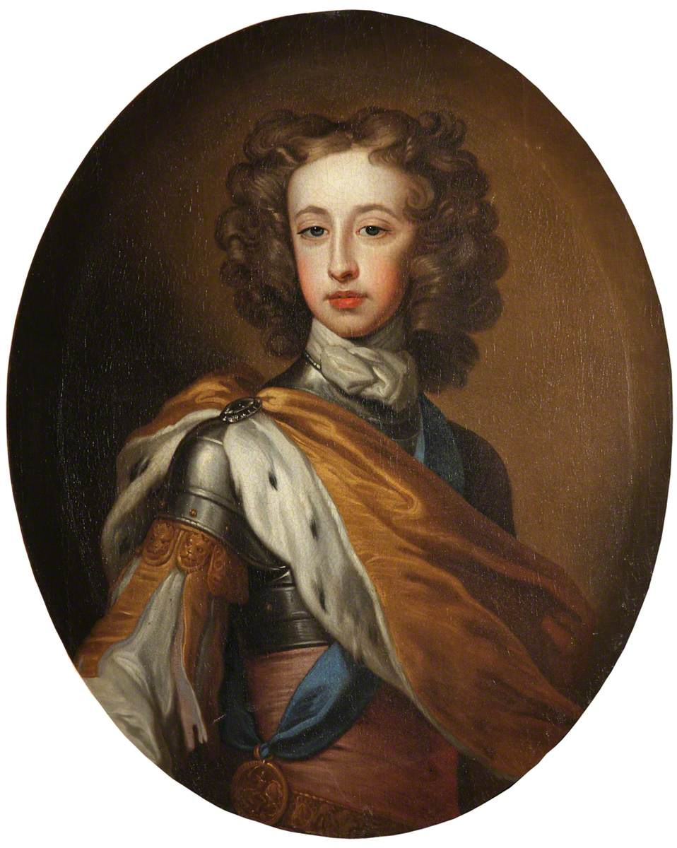 Prince William Henry (1679–1700), Duke of Gloucester, KG