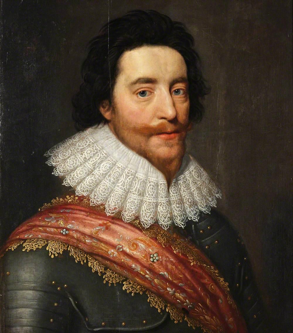 George Villiers (1592–1628), 1st Duke of Buckingham