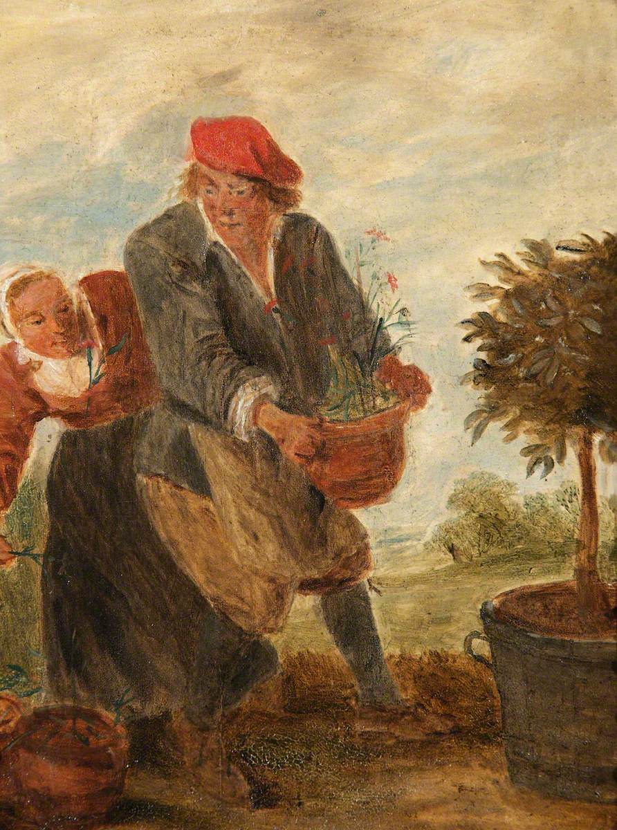 A Gardener and His Wife: The Sense of Smell