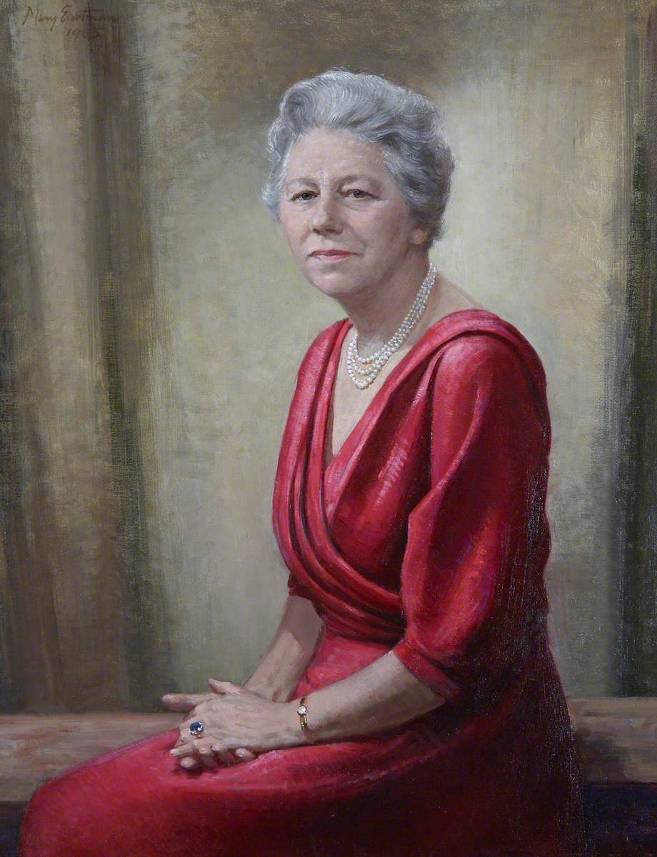 Joyce Newton Wethered (1901–1997), Lady Heathcoat Amory