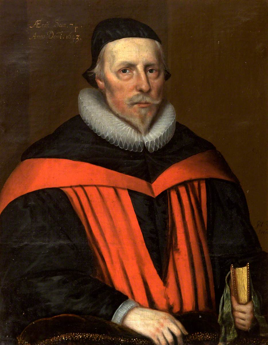 Dr John Bankes (b.1569)