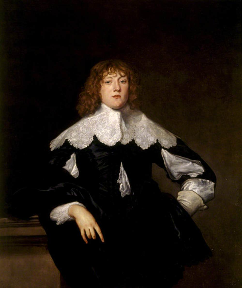 Sir John Borlase (1619–1672), 1st Bt, MP