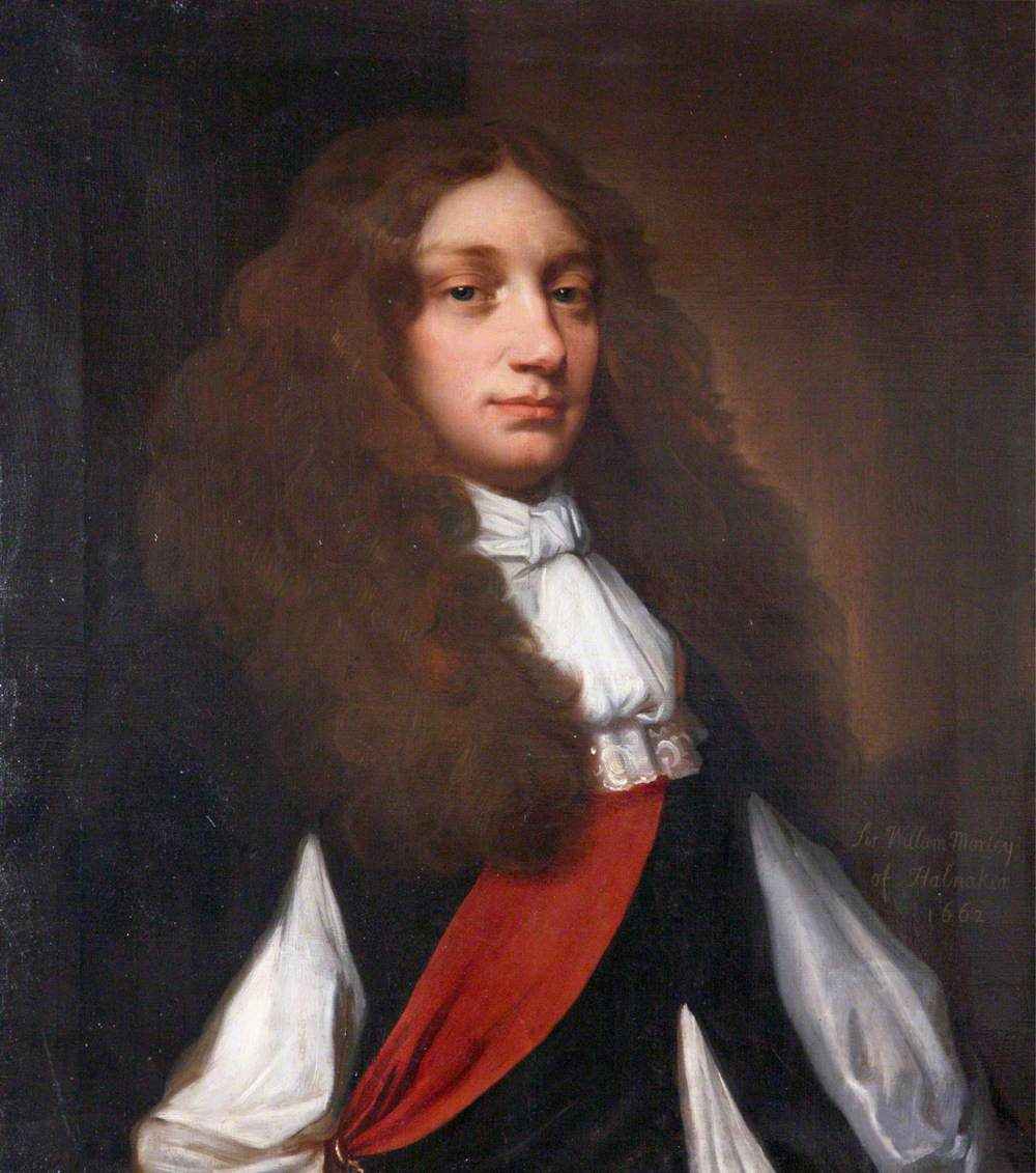 Sir William Morley of Halnaker (1637/1638–1701), KB