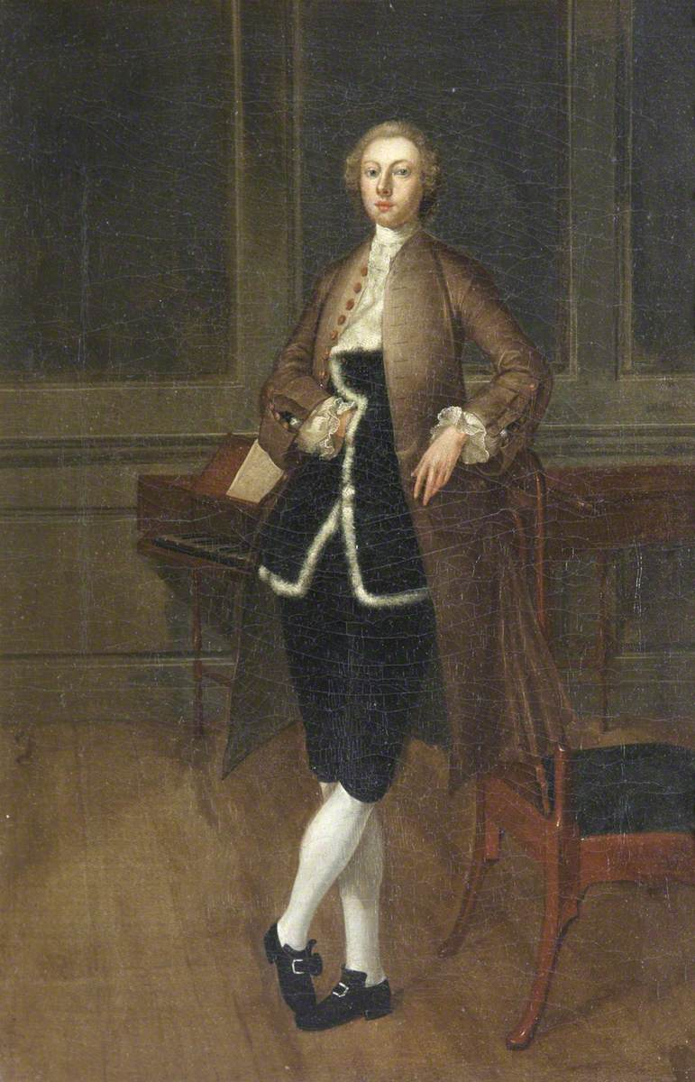 Thomas Hunt III (1721–1788)