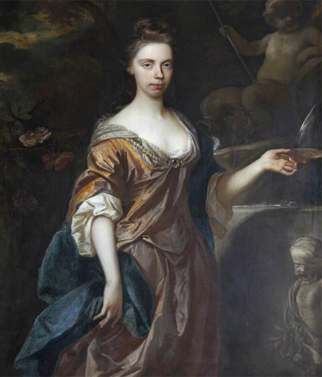 Mary Lake (1668–1712), Duchess of Chandos
