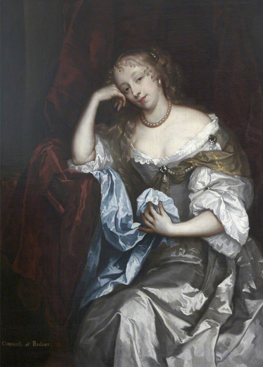 Letitia Isabella Smith (c.1630–1714), Lady Robartes, Later Countess of Radnor