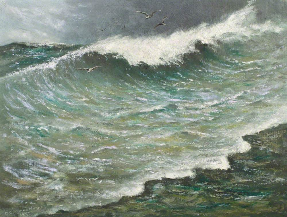 One Wave in a Stormy Sea