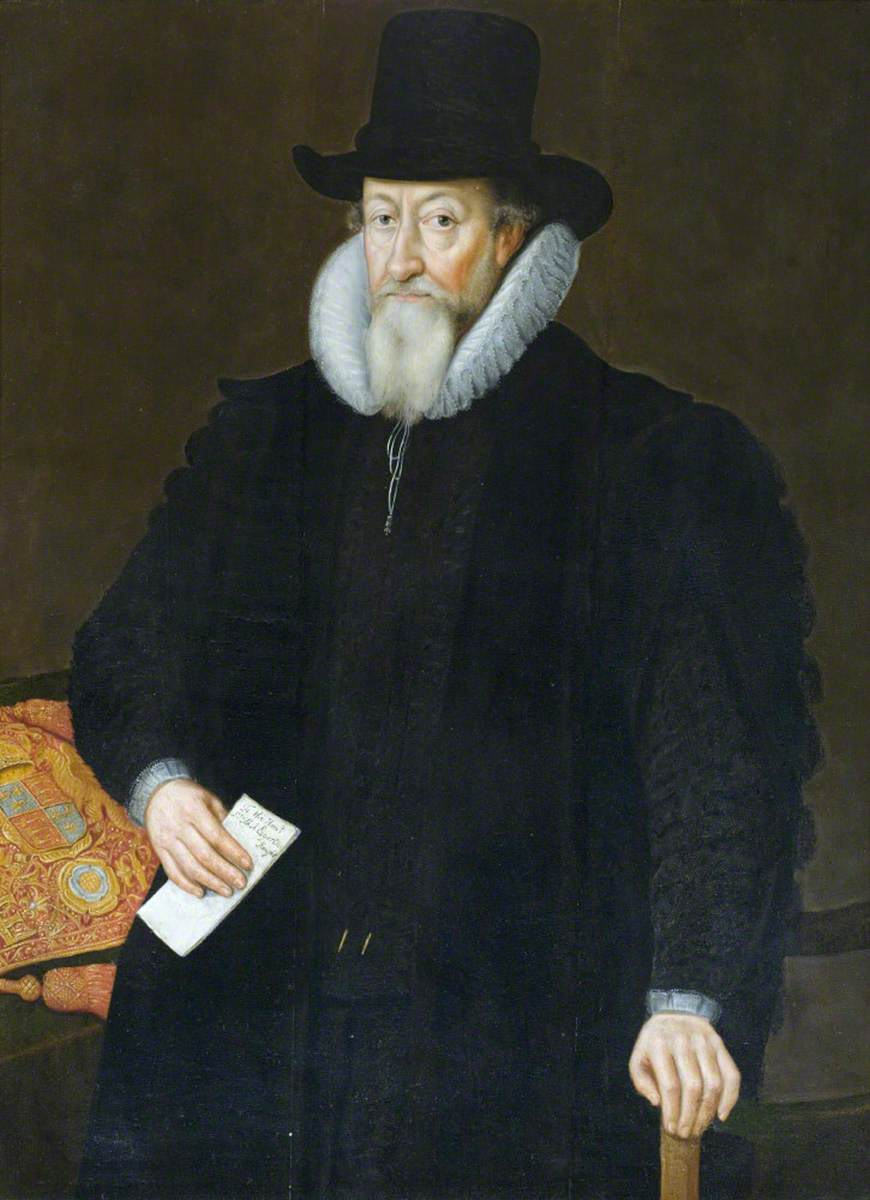Sir Thomas Egerton (1540–1617), 1st Viscount Brackley