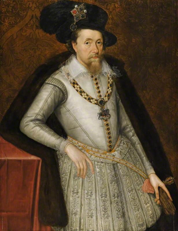 James VI & I (1566–1625)