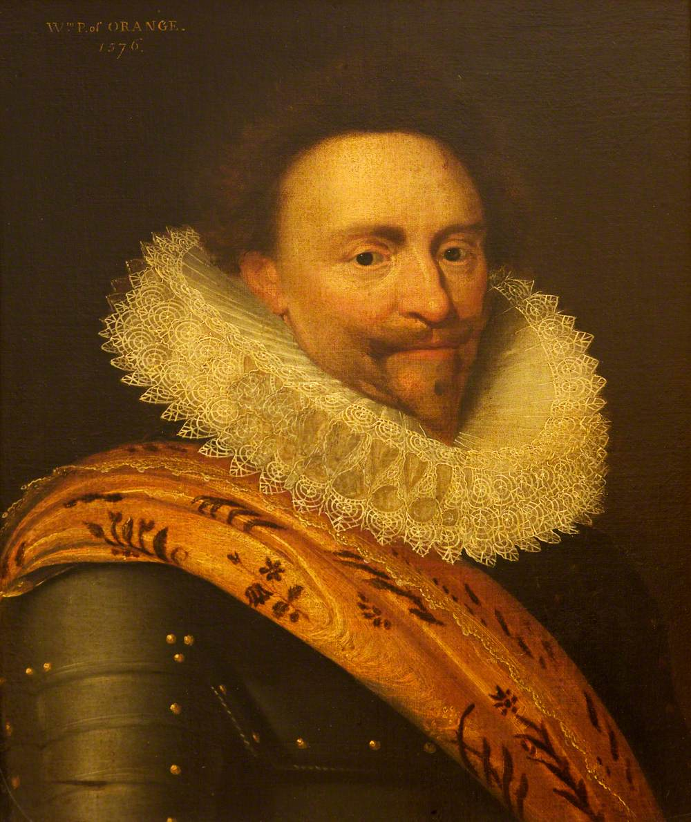 Prince Frederick Henry (1583/1584–1647), Prince of Orange, Stadholder of the United Provinces