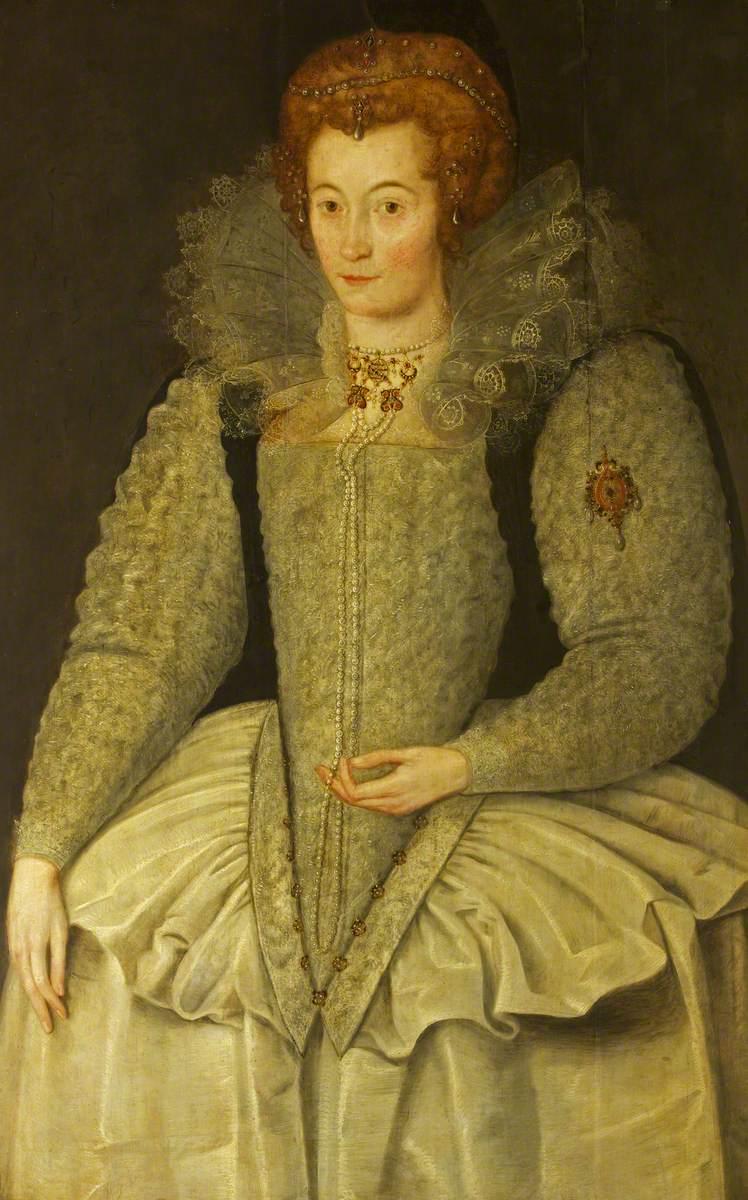 Blanche Parry (1508–1590)