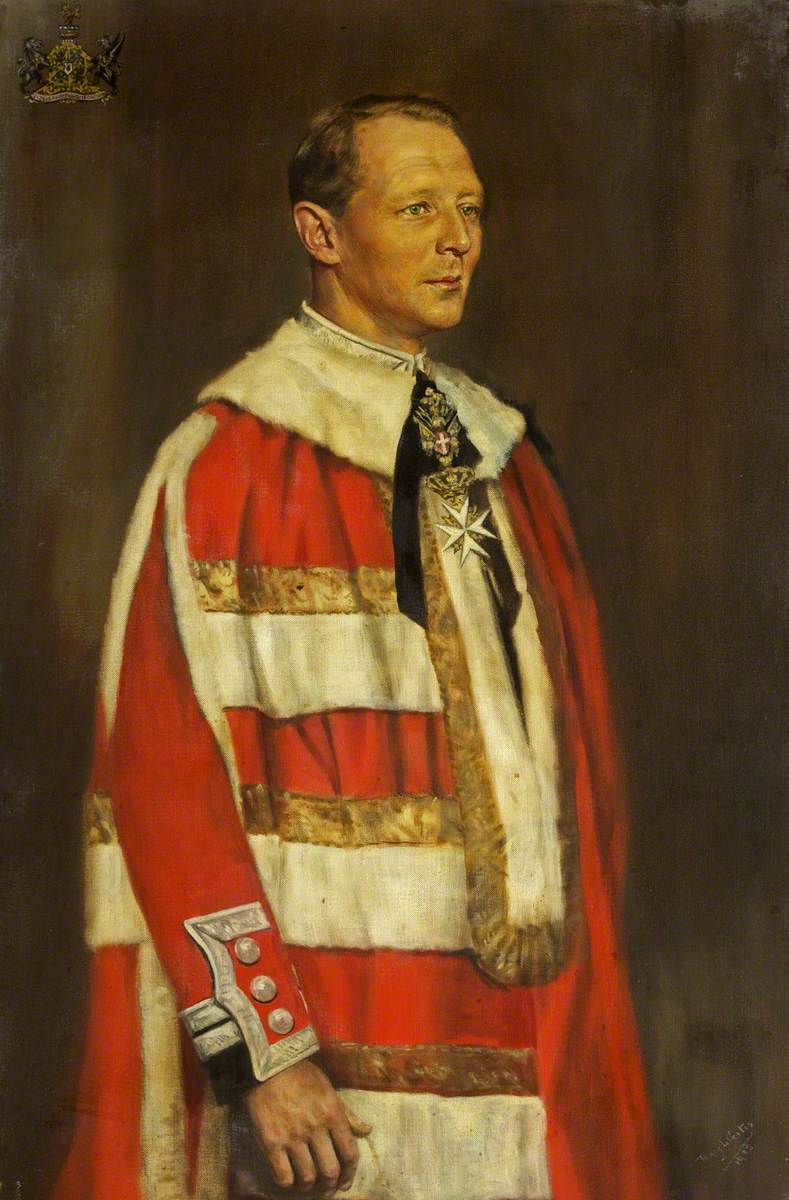 Evan Frederick Morgan (1893–1949), 2nd Viscount Tredegar (2nd Creation)