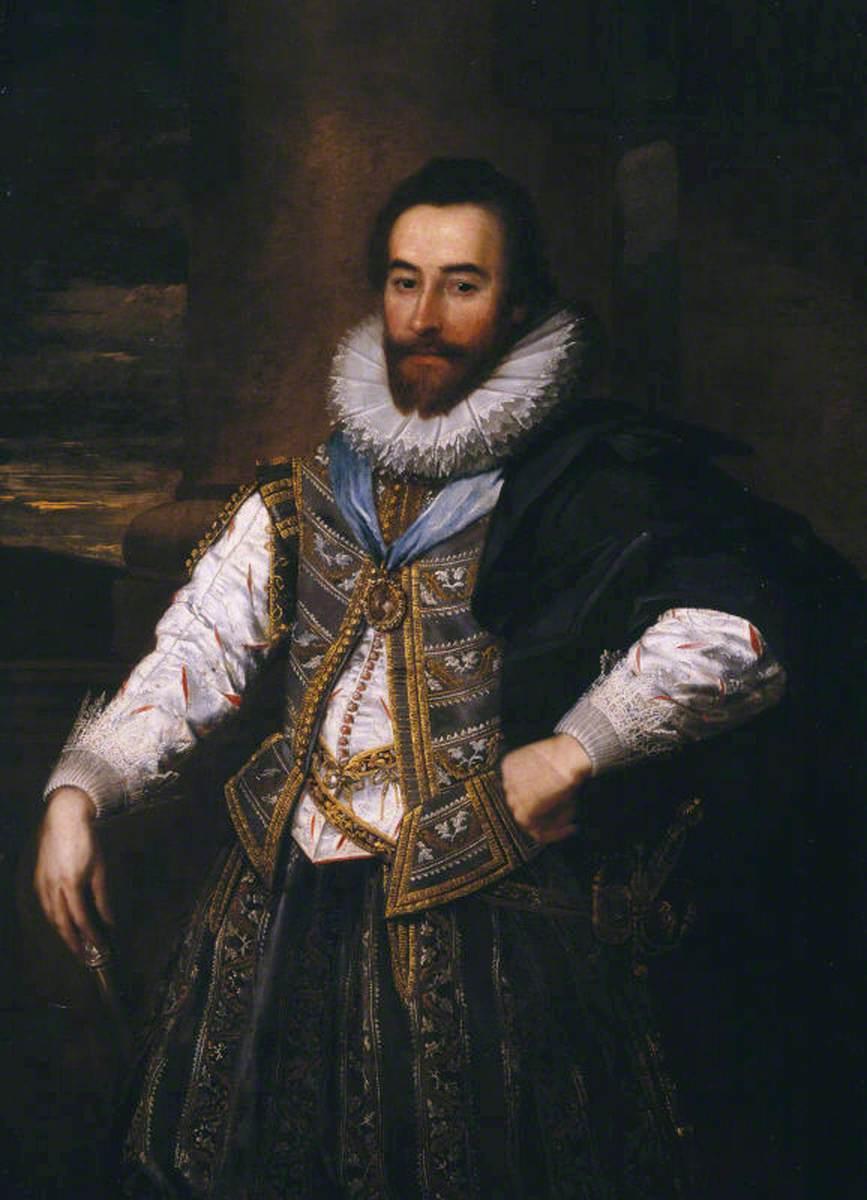 Robert Sydney (1595–1677), 2nd Earl of Leicester, KG, KB