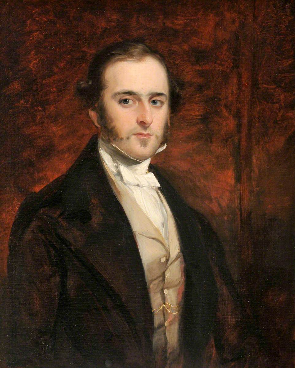 Edward Herbert (1818–1891), 3rd Earl of Powis of the Third Creation