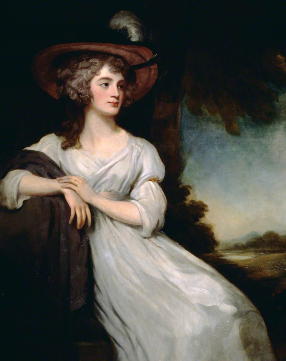 The Honourable Rebecca Clive (1760–1795), Mrs John Robinson