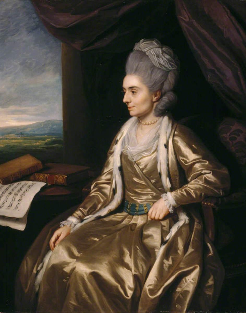 Margaret Maskelyne (1733–1817), Lady Clive