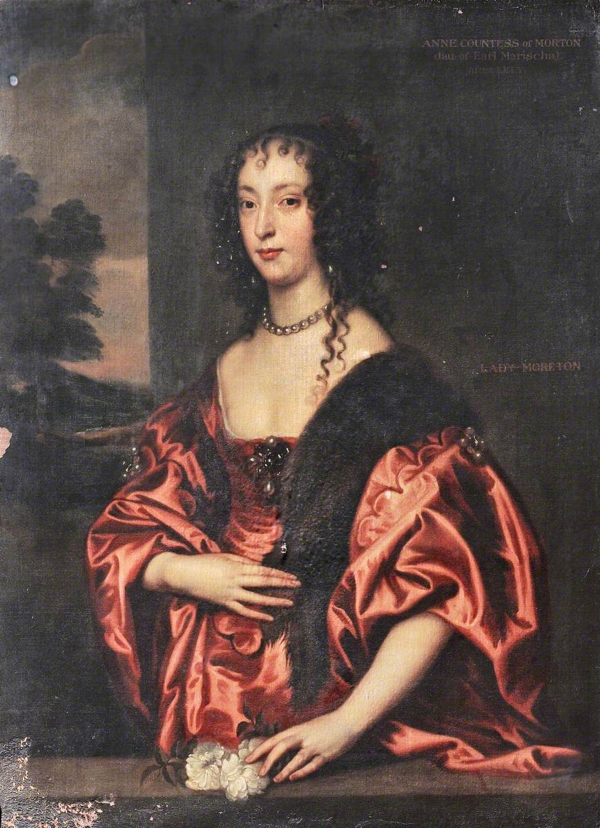 Anne Villiers (d.1654), 'Lady Dalkeith', Later Countess of Morton