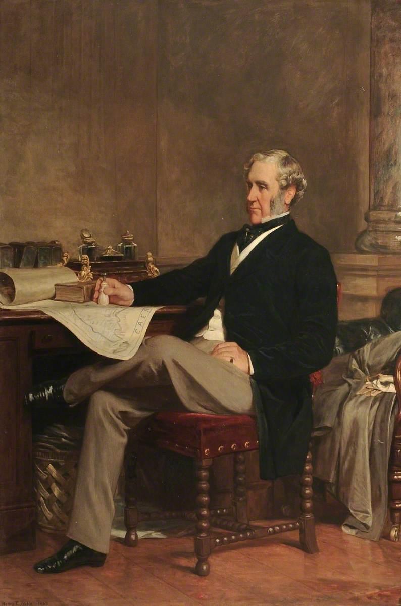 Edward Gordon Douglas-Pennant (1800–1886), 1st Baron Penrhyn of Llandegai