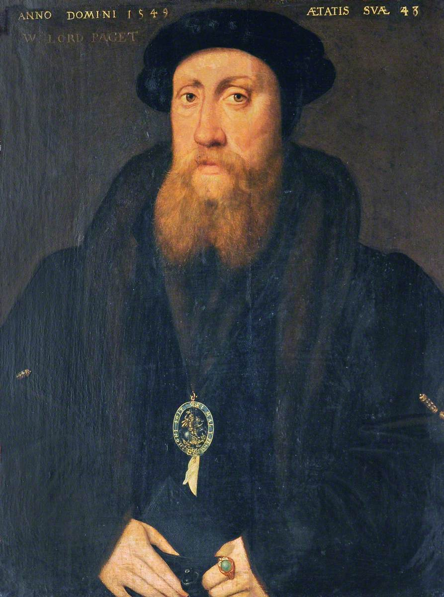 William Paget (1505/1506–1563), 1st Baron Paget de Beaudesert, KG