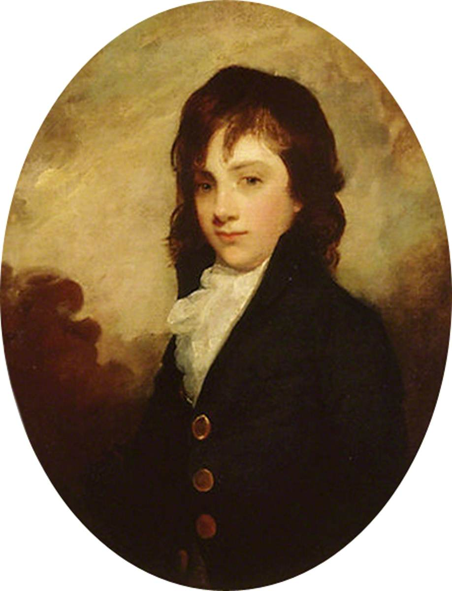 John Parker III (1772–1840), 2nd Lord Boringdon, Later 1st Earl of Morley, as a Boy