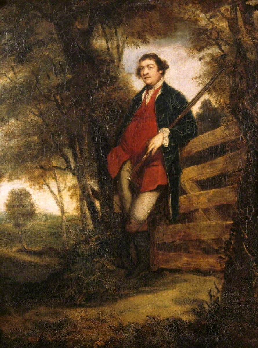 John Parker II (1734/1735–1788), 1st Baron Boringdon