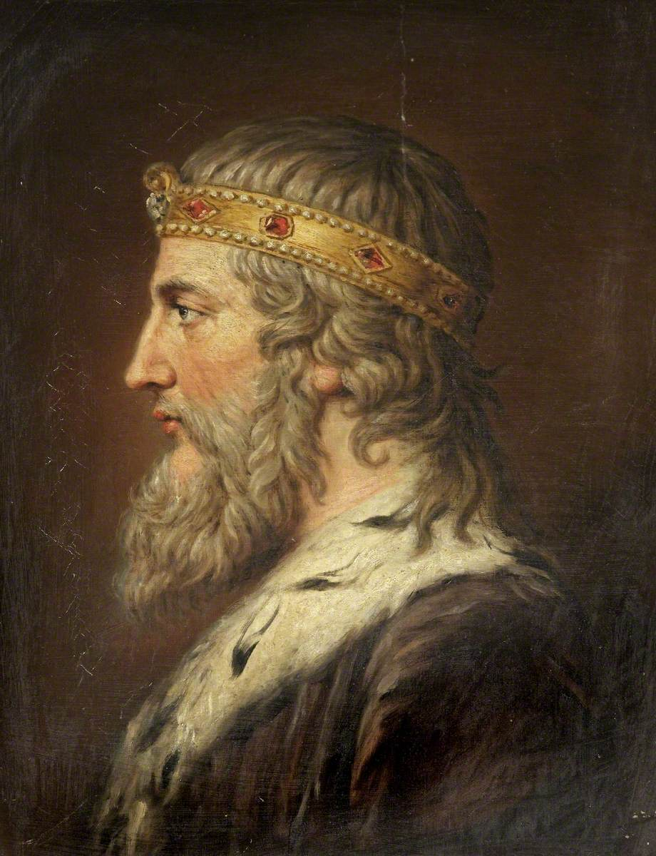 King Alfred 'The Great' (846/849–899)