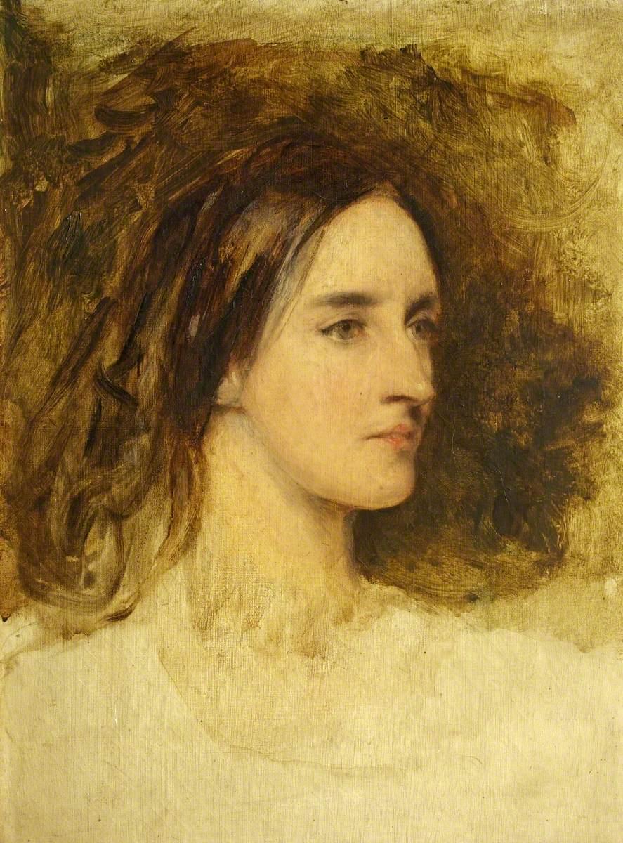 Matilda Blanche Crawley-Boeveys (1817–1887), Mrs William Gibbs