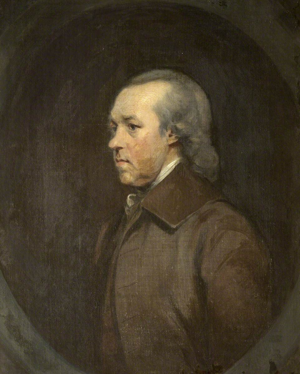 George Abraham Gibbs of Pytte (1718–1794)