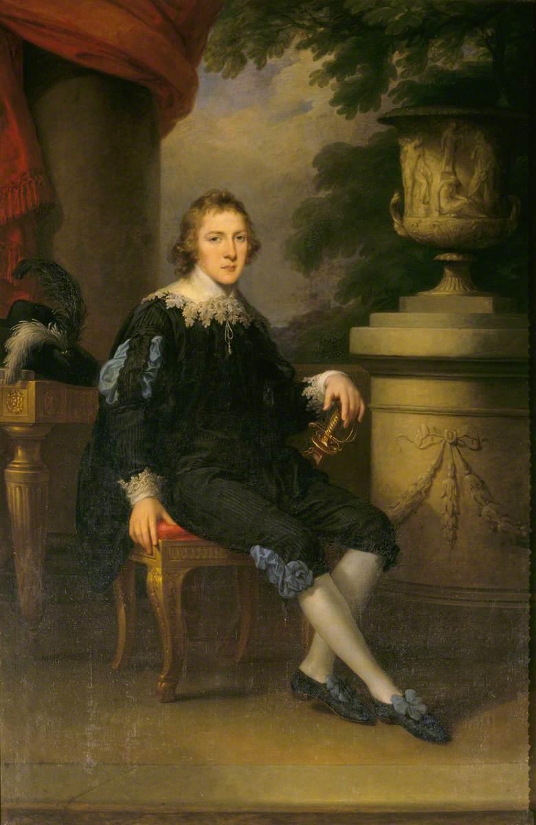Thomas Noel-Hill (1770–1832), 2nd Baron Berwick of Attingham