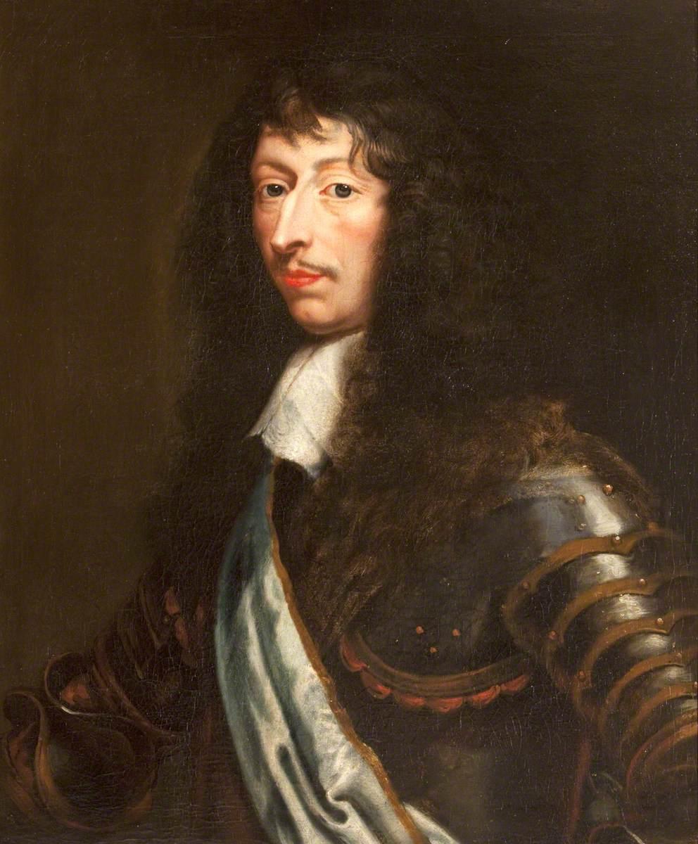 Prince Louis II de Bourbon (1621–1686), Prince de Condé, 'Le Grand Condé'