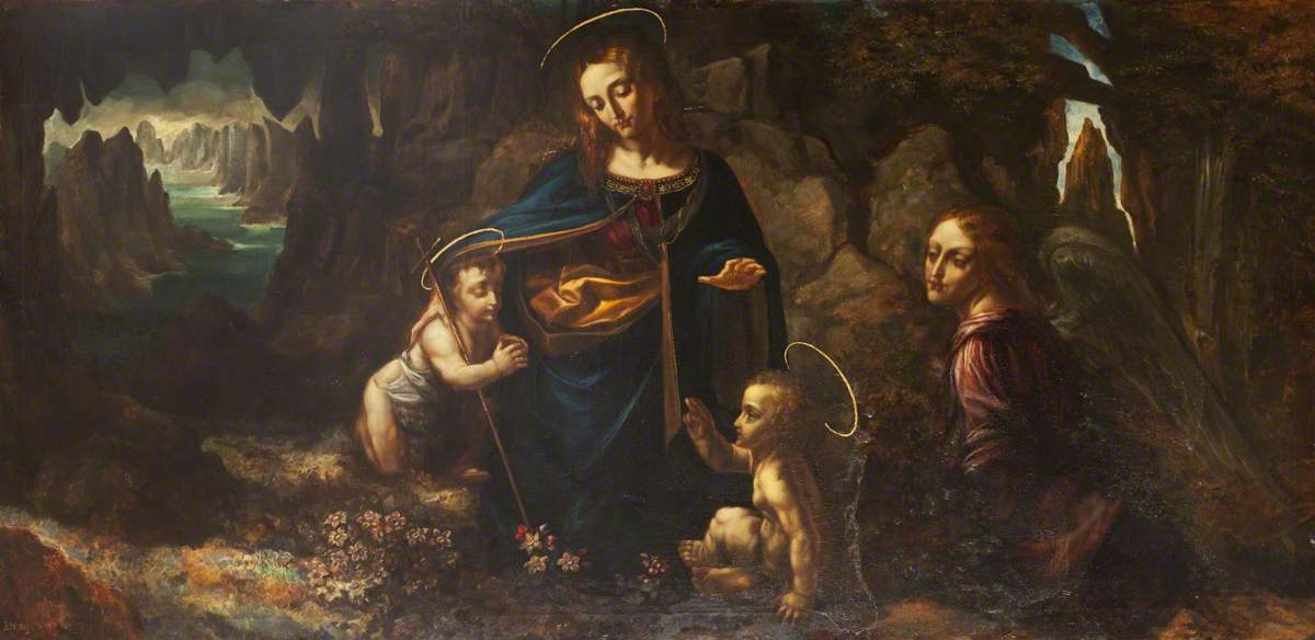 The Madonna of the Rocks