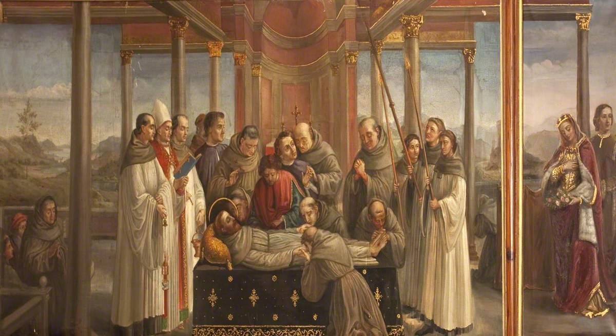 The Death of Saint Francis