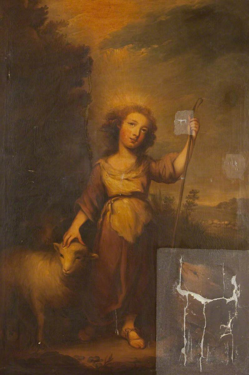 Christ as the Good Shepherd