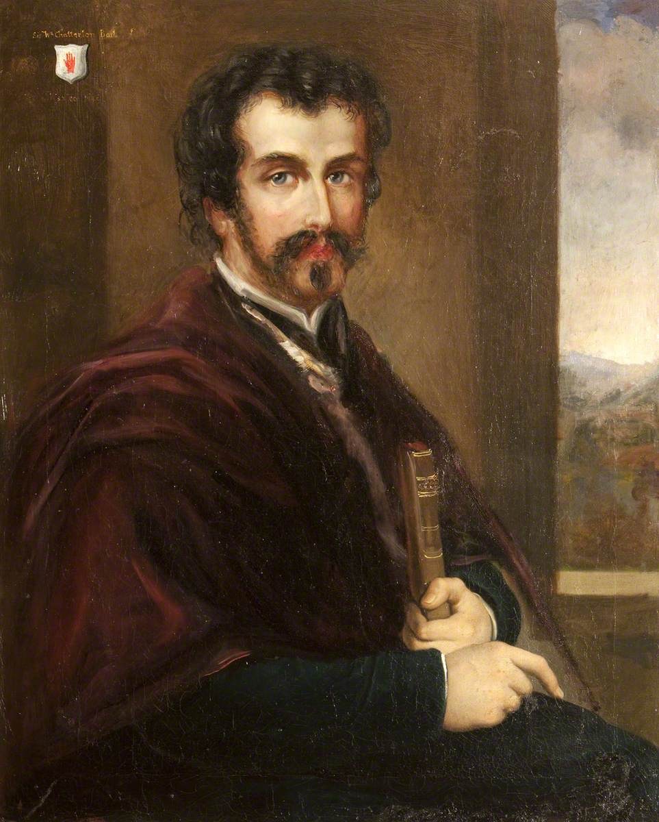 Sir William Chatterton (1794–1855)