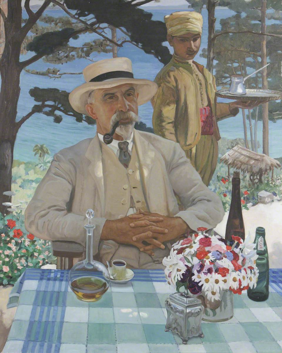 The Reverend Charles Francis Benthall (1861–1936), on Holiday in Morocco