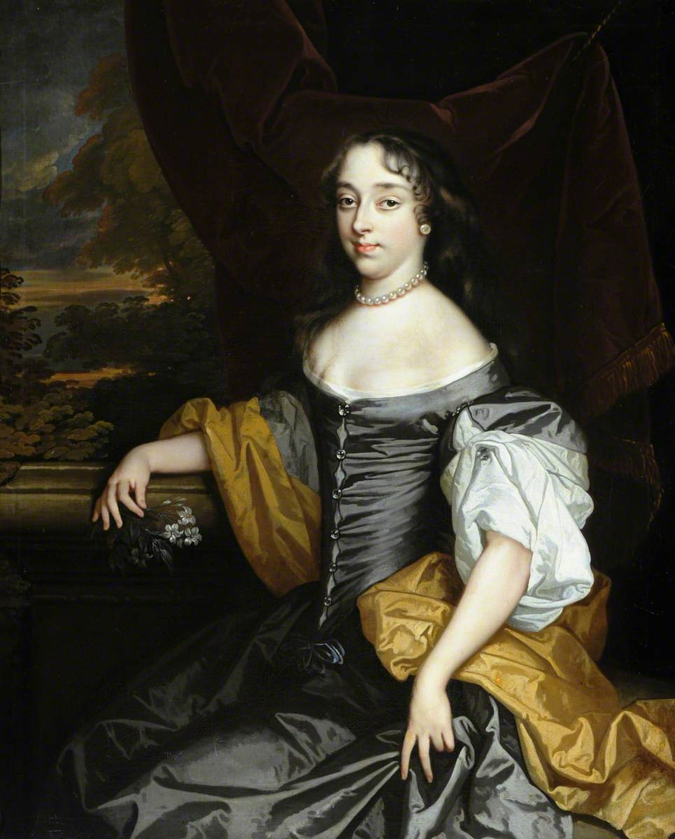 Alice Strickland (1648–1680), Lady Blount