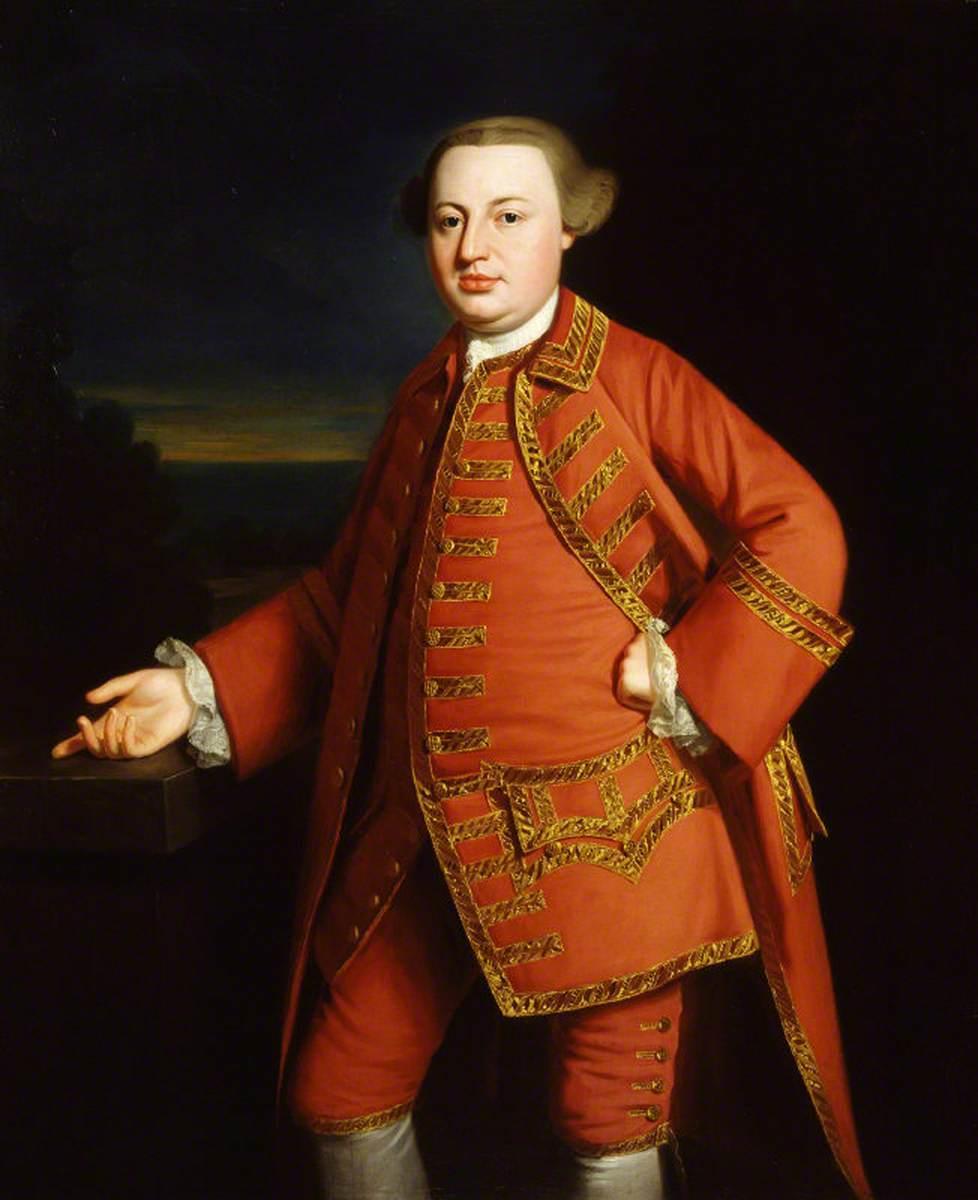 Walter Strickland (1729–1761)