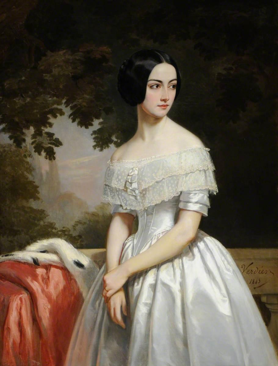 Mary Matthews (1823–1890), Madame de La Chere