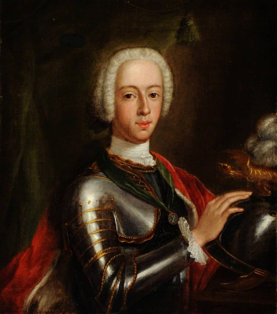 Prince Charles Edward Stuart (1720–1788), 'Bonnie Prince Charlie', 'The Young Pretender'