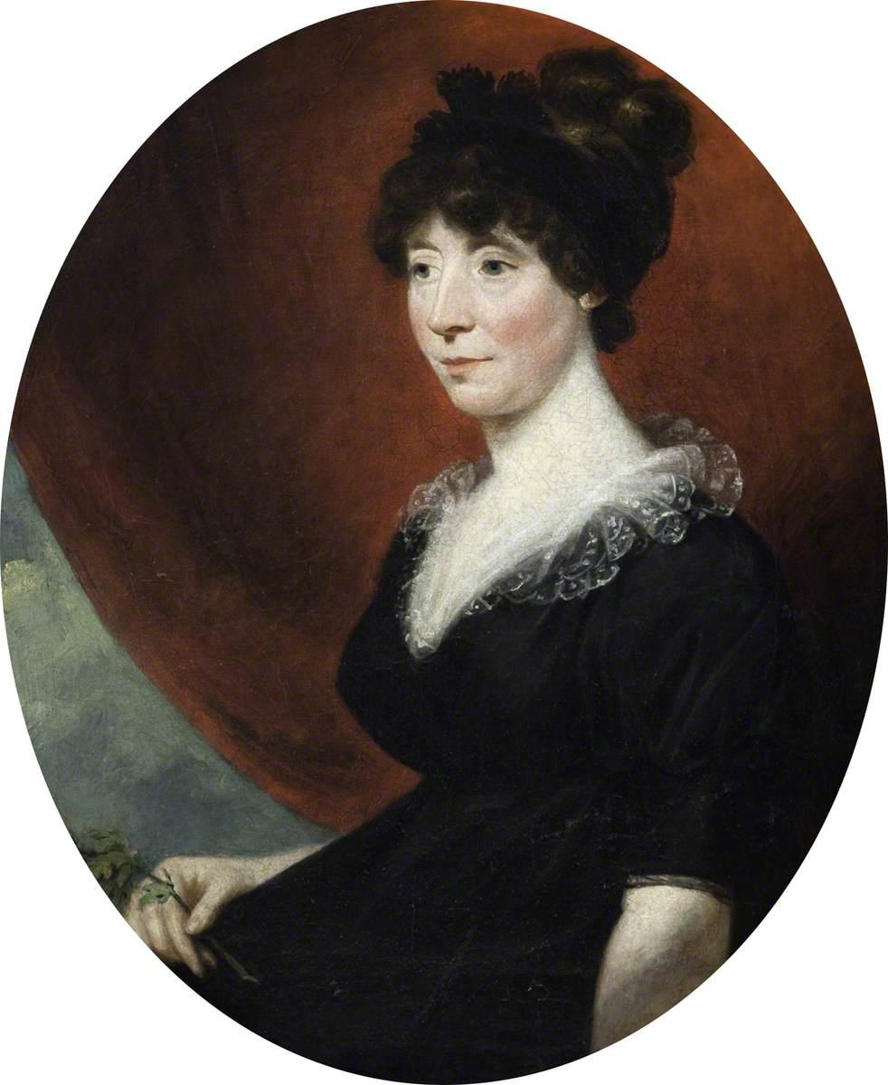 Maria Lane (1758–1844), Mrs John Hammond Lucy