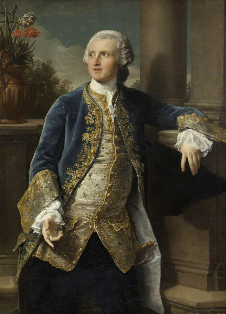 George Lucy (1714–1786)