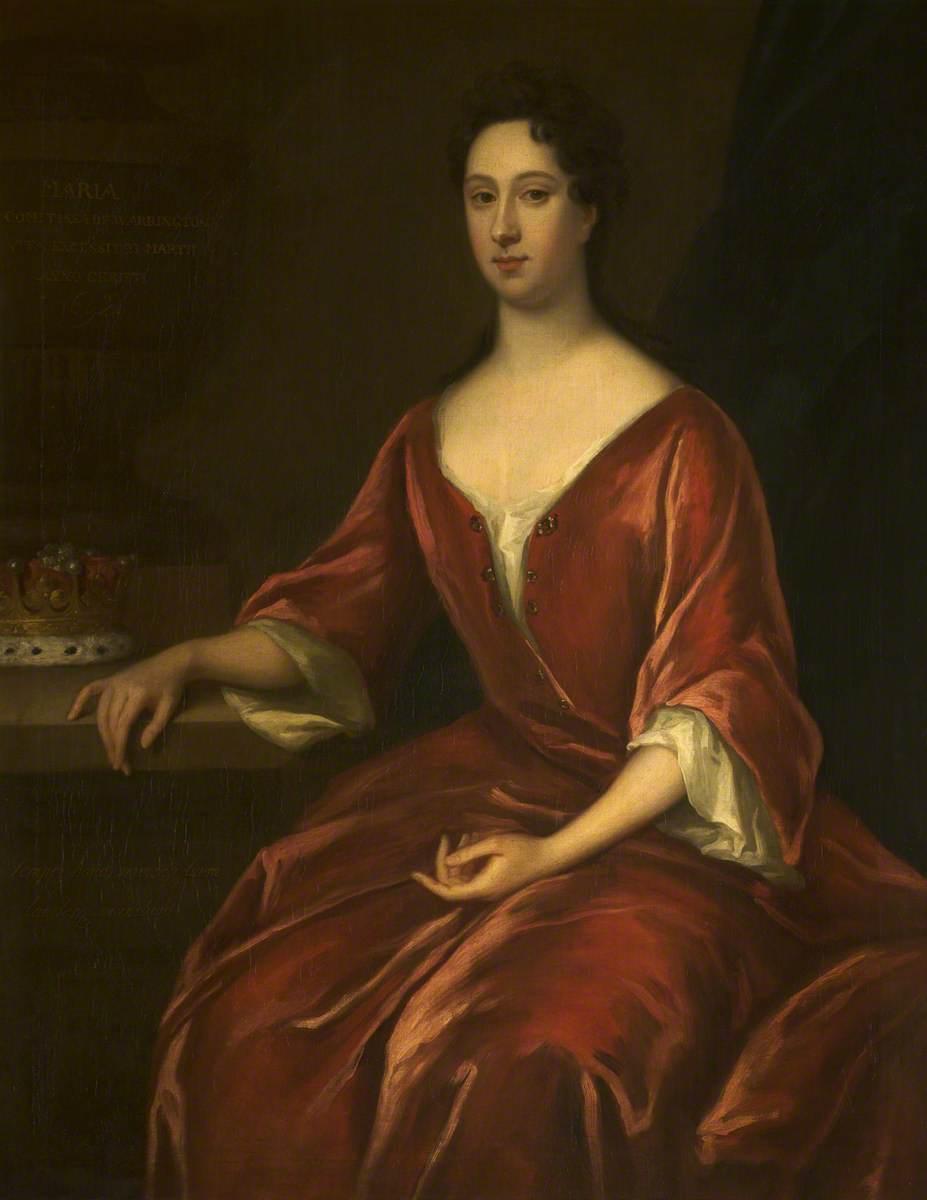 Mary Langham (1653/1654–1690/1691), Countess of Warrington