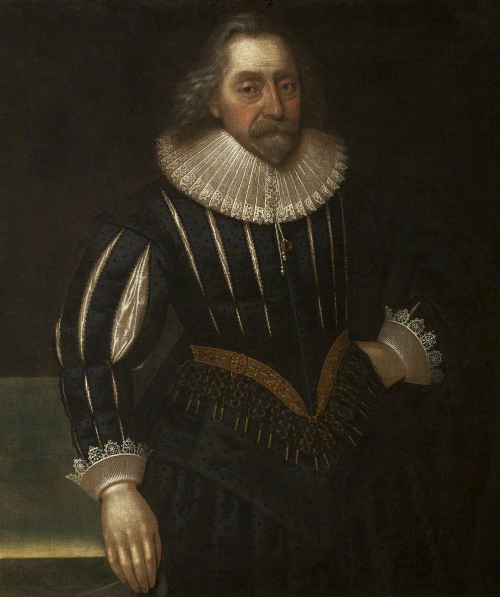 'Old' Sir George Booth (1566–1652), 1st Bt