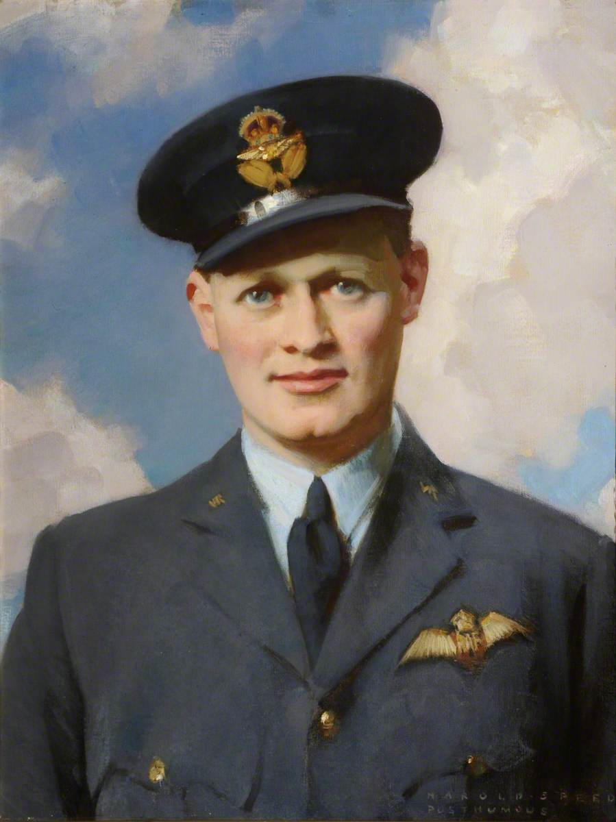 Flying-Officer Richard Ughtred Paul Kay-Shuttleworth (1913–1940), 2nd Baron Shuttleworth