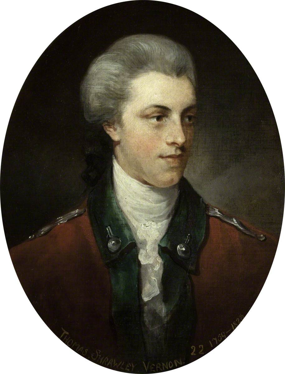 Thomas Shrawley Vernon (1759–1825)