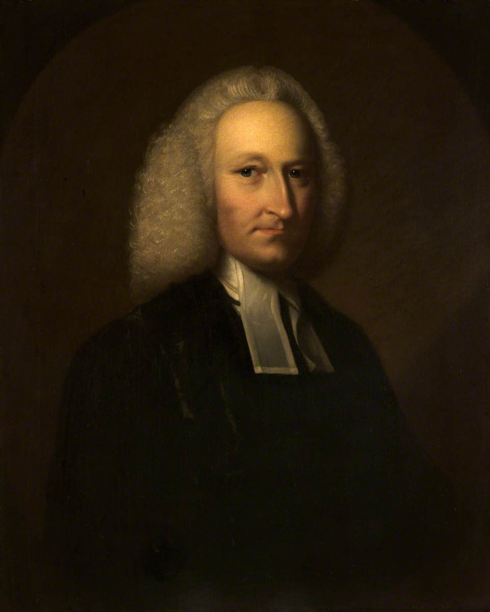 The Reverend Legh Richmond (1709/1710–1769)