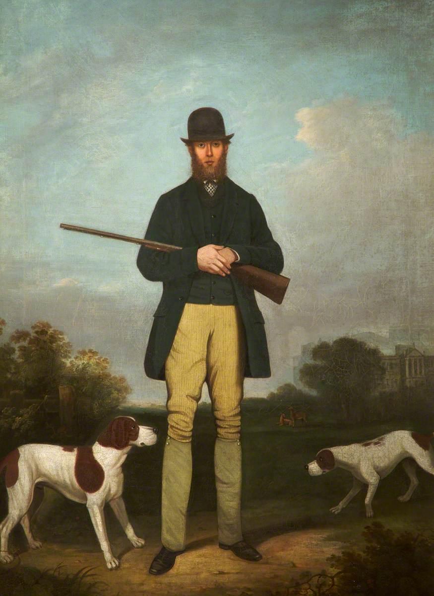 John Barker, Gamekeeper at Lyme