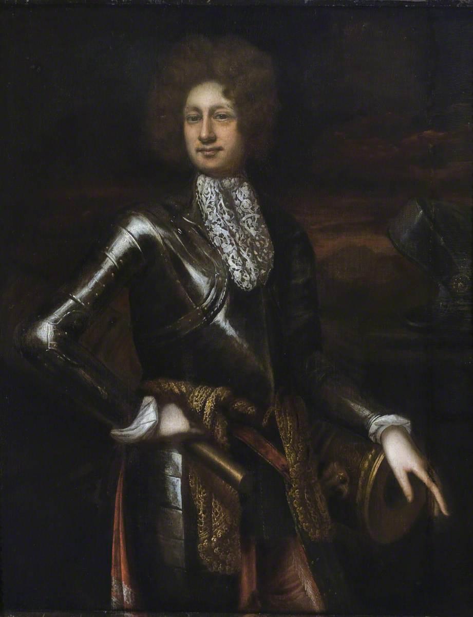 Sir William Stewart (c.1650–1692), 3rd Bt & 1st Viscount Mountjoy